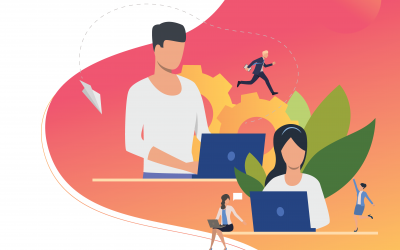 leverage Salesforce outsourcing to scale your business illustration